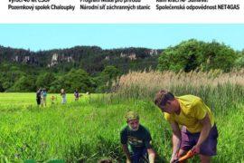 Časopis Ochrana přírody se věnuju 40 letům ČSOP, včetně aktivit záchranných stanic