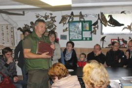 Podzimní setkání dárců proběhlo v záchranné stanici v Rokycanech